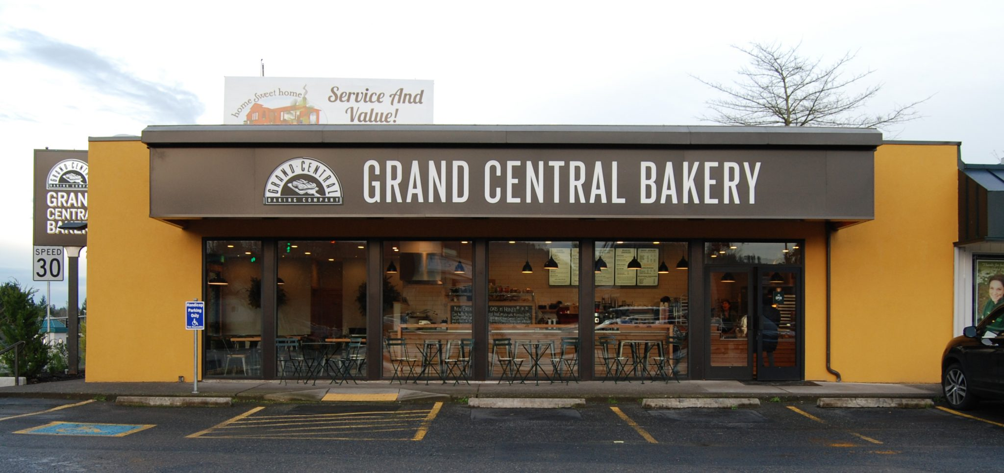 Grand Central Bakeries Mwa Architects