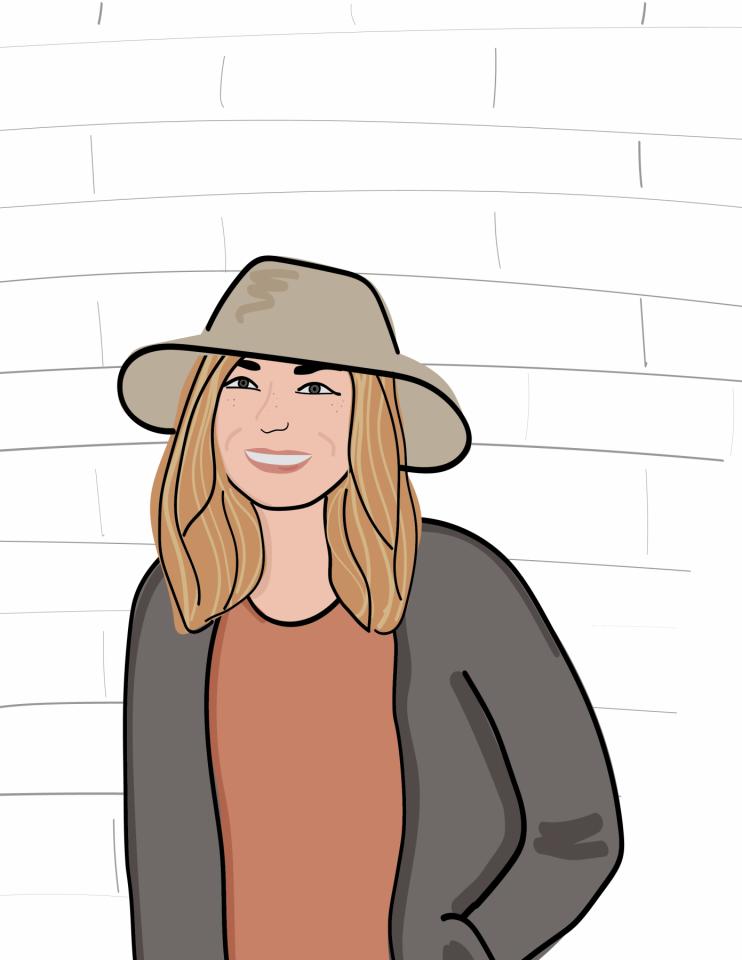 Cara Mitchell Graphic Profile