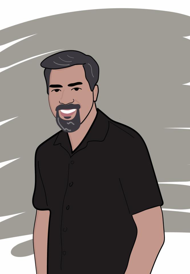 Chris Graphic Profile
